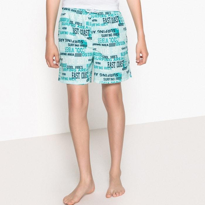 Shorts da bagno fantasia 10-16 anni  La Redoute Collections image 0