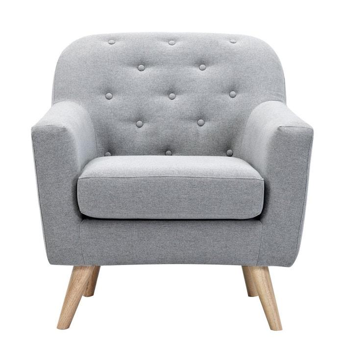 fauteuil le n rendez vous deco la redoute. Black Bedroom Furniture Sets. Home Design Ideas