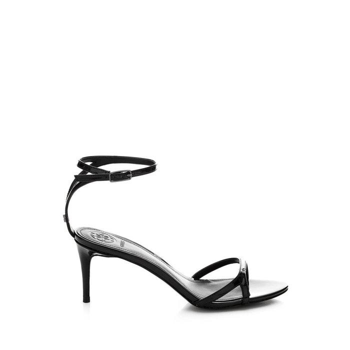 Sandales nyala noir Guess