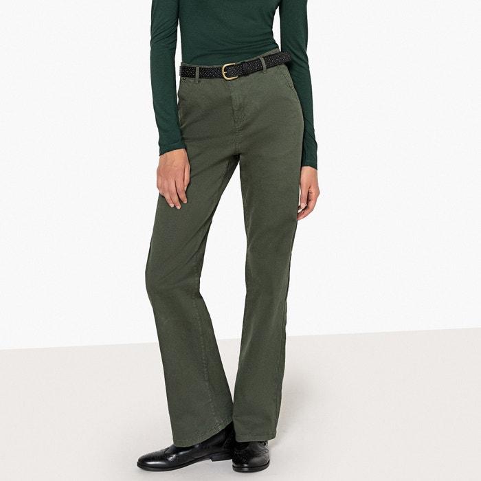 Spodnie dzwony 5 kieszeni  La Redoute Collections image 0
