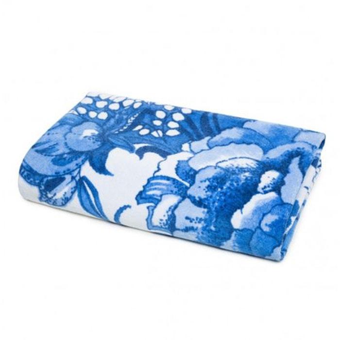 Drap De Plage Think In Blue Velours Multicolore Desigual La Redoute