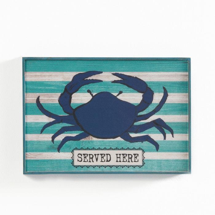 Image Tableau crabe, Batiflo La Redoute Interieurs