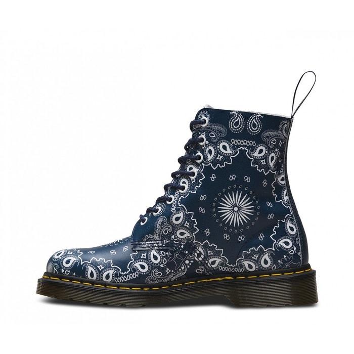 Boots dr martens pascal bandana - 21864411 bleu Dr Martens