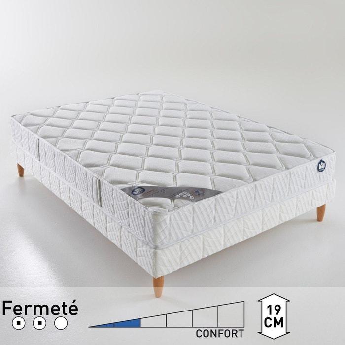 Matelas mousse confort ferme Bultex nano  BULTEX image 0