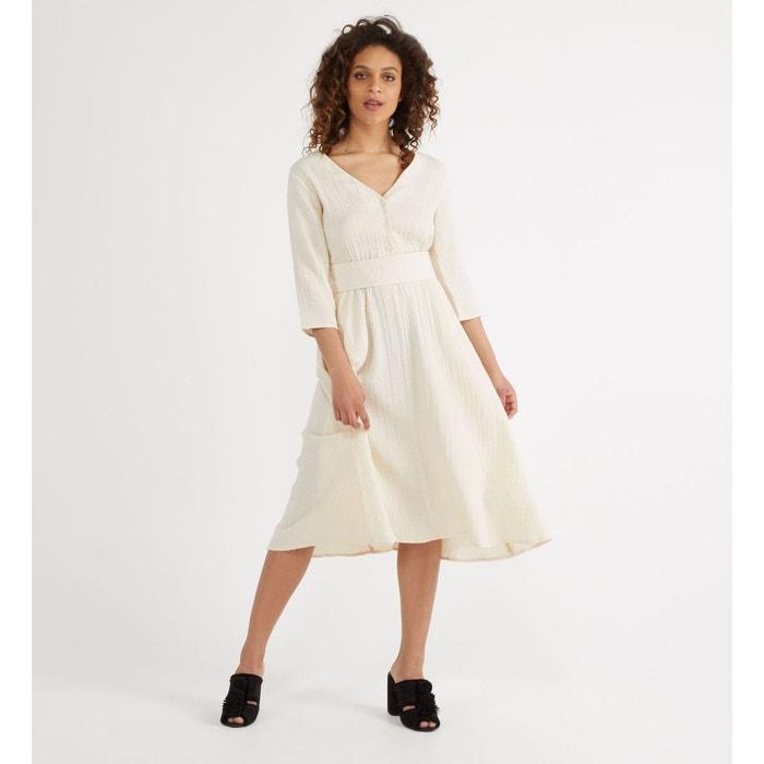 53456d56e89 Robe fakir mi longue ample Galeries Lafayette