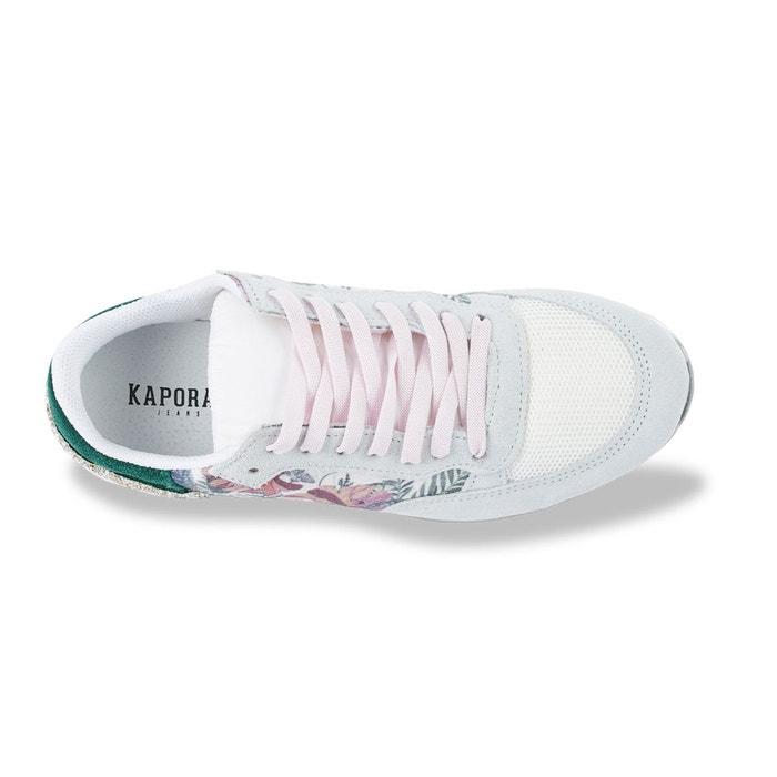 Redoute Baskets blanc Kaporal imprimé La tallulah qXwHS