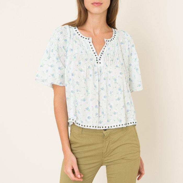 afbeelding Bedrukte blouse DENIM and SUPPLY RALPH LAUREN