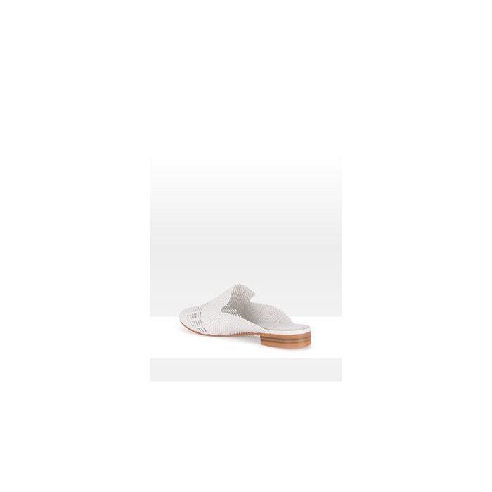 Mules-monique blanc What For