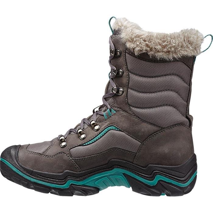 Durand polar - bottes femme - gris  gris Keen  La Redoute