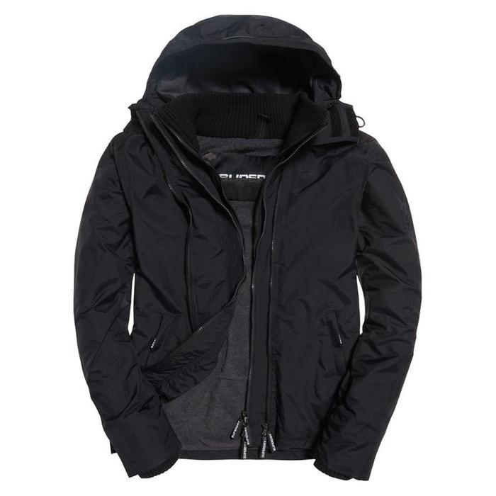 ca0fd0c0bbb5 Veste zippée à capuche arctic sd-windcheater Superdry
