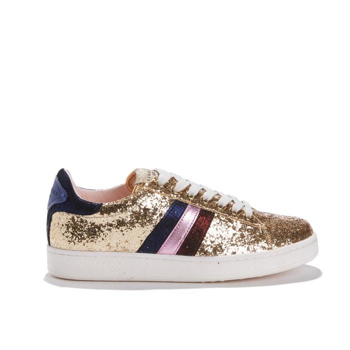 1e01965edbf Sneakers jimmy connors gold glitter mit schnürung goldfarben Serafini | La  Redoute