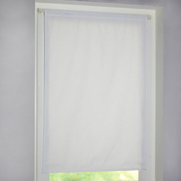 Morino Straight Cut Single Curtain Panel  La Redoute Interieurs image 0
