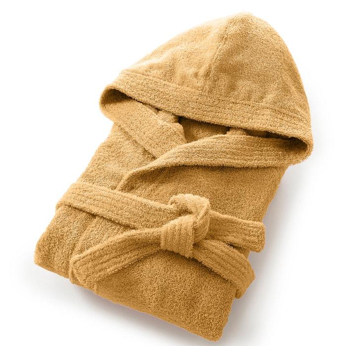 Peignoir capuche, éponge 450 g/m², Qualité Best  La Redoute Interieurs image 0