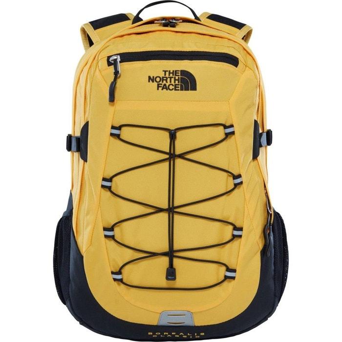c535744bdd078 Sac à dos borealis classic jaune The North Face
