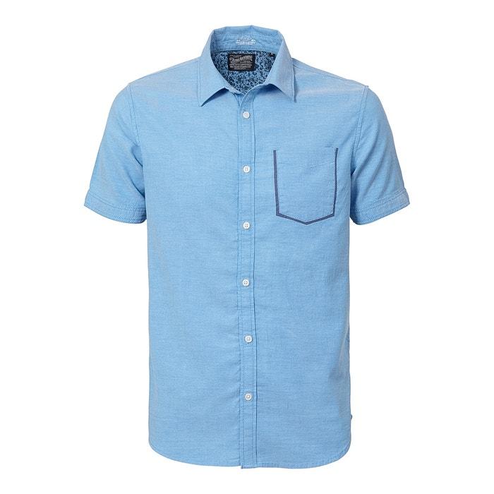 PETROL lisa PETROL INDUSTRIES INDUSTRIES Camisa Camisa lisa zpwUqH