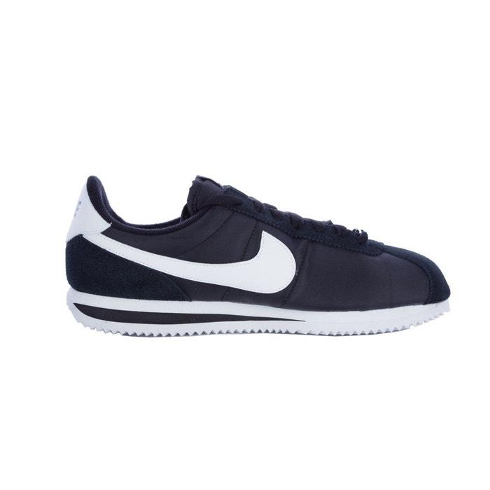 Basket nike classic cortez nylon - ref. 819720-411 bleu Nike