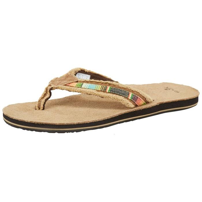 Fraid so - sandales homme - beige/marron marron Sanük