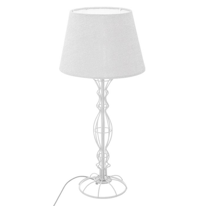 lampe rose atmosphera la redoute. Black Bedroom Furniture Sets. Home Design Ideas