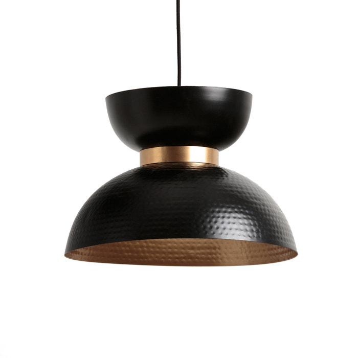suspension m tal martel dawl la redoute interieurs noir laiton la redoute. Black Bedroom Furniture Sets. Home Design Ideas