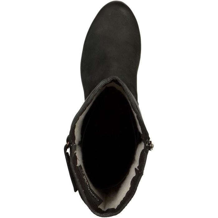 Bottes noir Caprice
