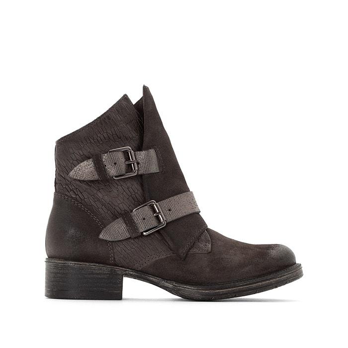 Boots pelle Norton  MJUS image 0
