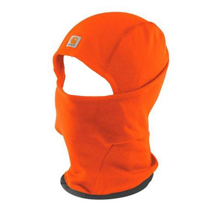 À Vendre Vente Au Rabais Casque masque balaclava orange Carhartt   La Redoute Clairance De La France uXrbs