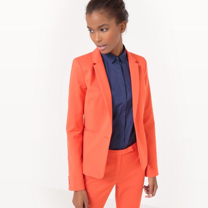 cotton mix jacket