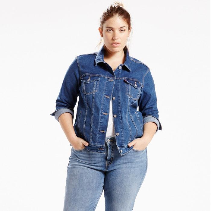afbeelding Jeansvest Levi's PLUS LEVI'S
