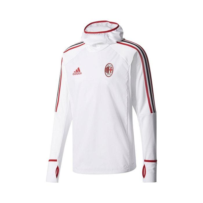 Training top milan ac warm blanc blanc Adidas Performance