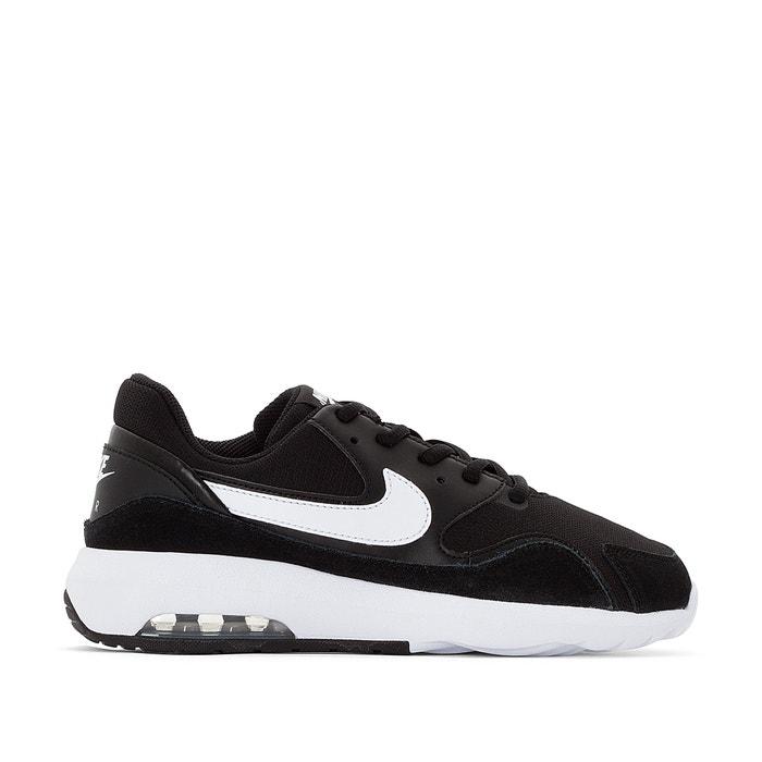 online retailer ff92b 78e8e Air max nostalgic trainers , black white, Nike   La Redoute