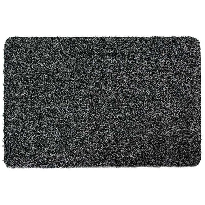 tapis ultra absorbant et antid rapant 40 x 60 cm noir cmp la redoute. Black Bedroom Furniture Sets. Home Design Ideas