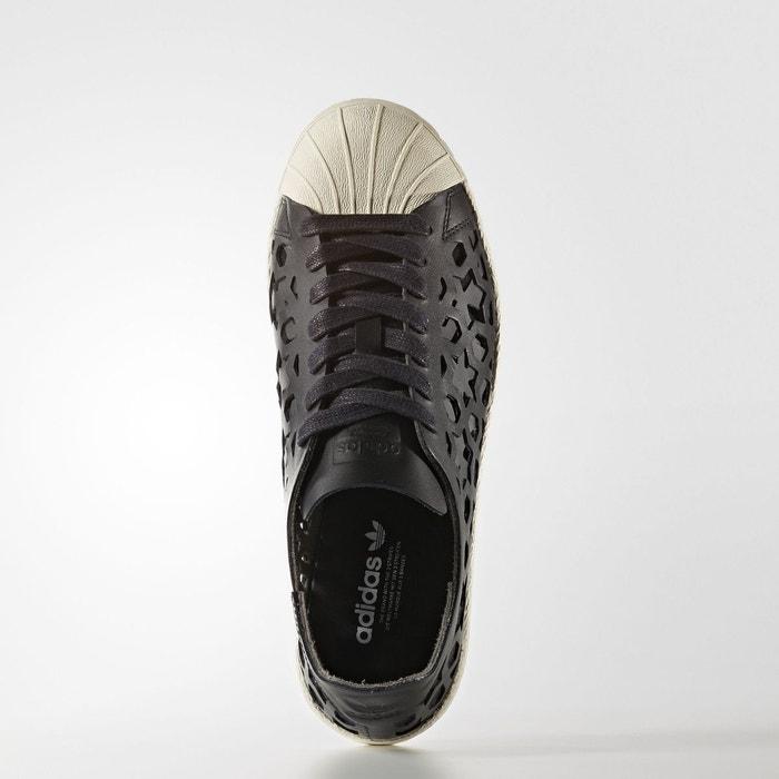 Baskets superstar 80s cut o noir Adidas Originals