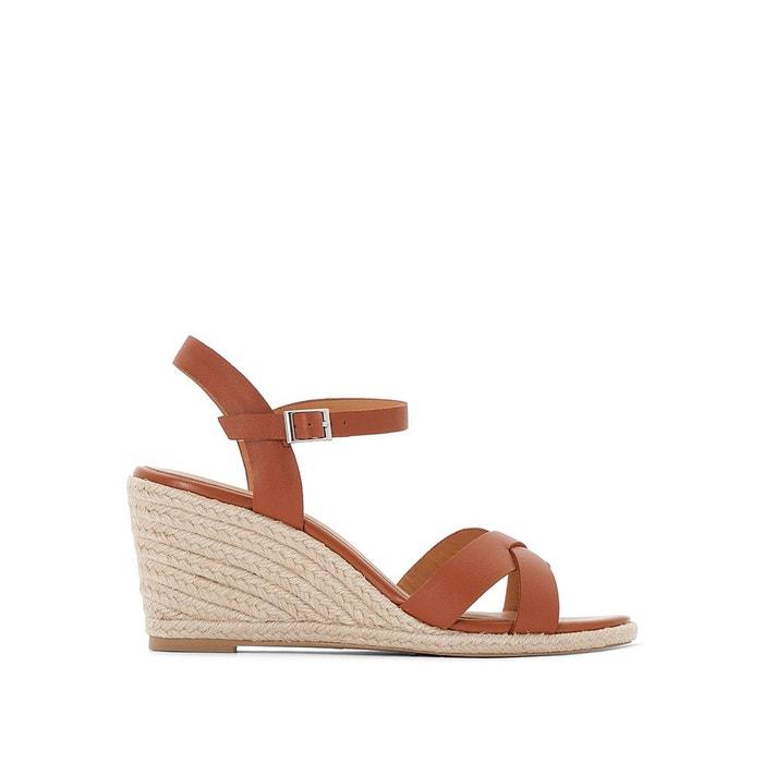 ce92a0447e4bd4 Espadrilles sandales compensées Jonak | La Redoute