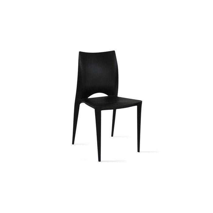 chaise de jardin en plastique oviala la redoute. Black Bedroom Furniture Sets. Home Design Ideas