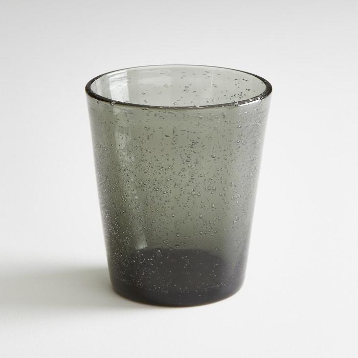 Set of 4 Faraji Bubble Effect Drinking Glasses