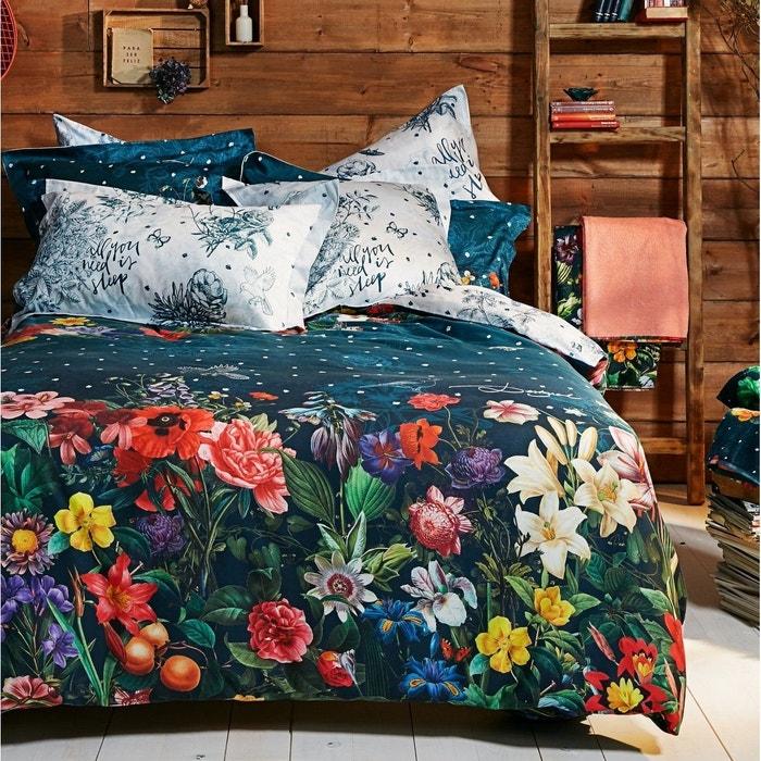 housse de couette desigual dark floral couleur unique desigual la redoute. Black Bedroom Furniture Sets. Home Design Ideas