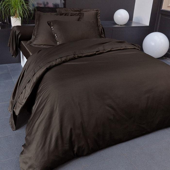 drap plat uni satin jacquard fin de s rie satin 80fils tradition des vosges la redoute. Black Bedroom Furniture Sets. Home Design Ideas
