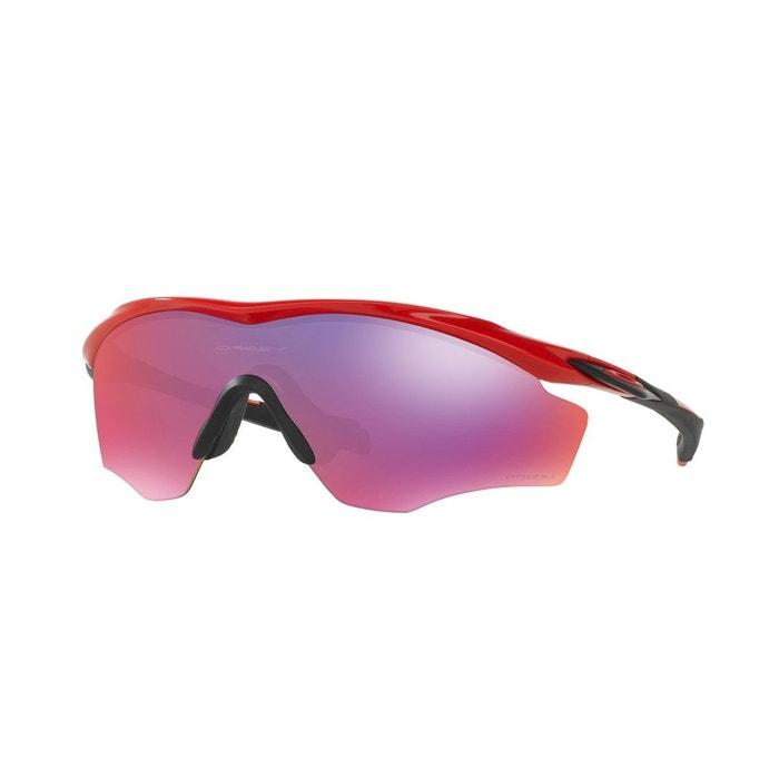 21336bb342c844 M2 frame xl - lunettes cyclisme - rouge noir rouge Oakley   La Redoute