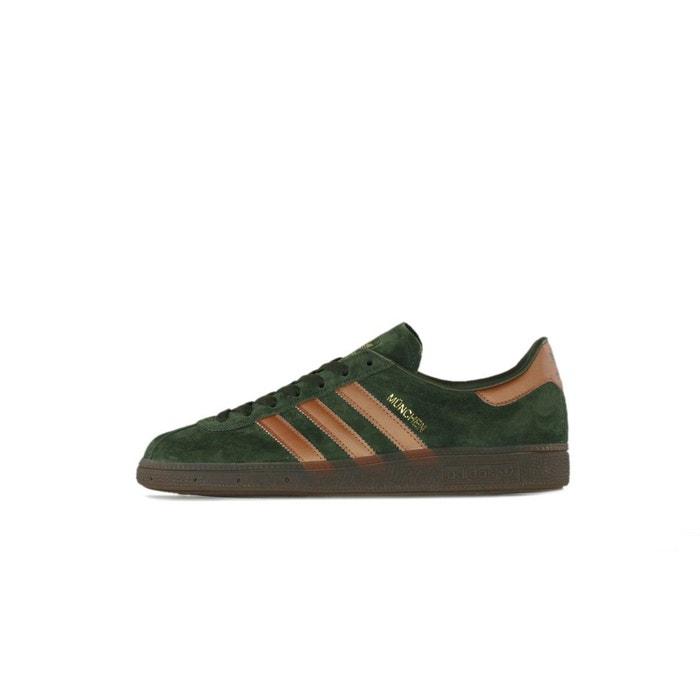 Basket adidas originals munchen - ref. cp8889 vert Adidas Originals