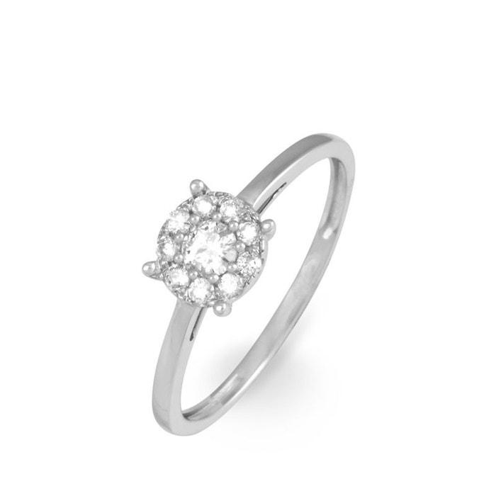 Bague or et diamant blanc Histoire D'or | La Redoute Acheter Pas Cher Expédition Faible PzlvfUJPGT
