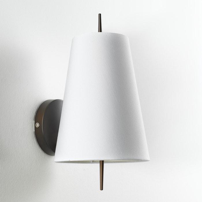 applique jouanico am pm blanc la redoute. Black Bedroom Furniture Sets. Home Design Ideas
