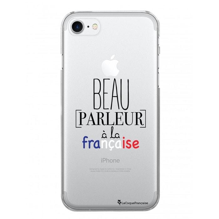 coque iphone 8 transparent rigide