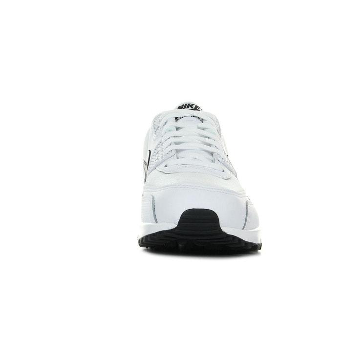 Baskets femme wmns air max 90 blanc/noir Nike