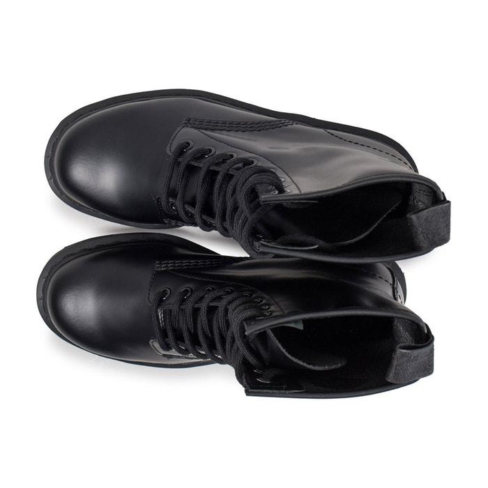 Basket montante noir Dr Martens
