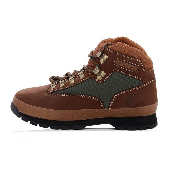 timberland euro hiker marron