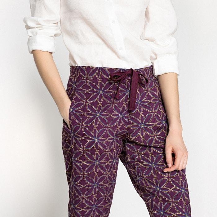 de anudar vaporoso Redoute pijama Pantal 243;n La Collections con 243;n cord para TPxnI