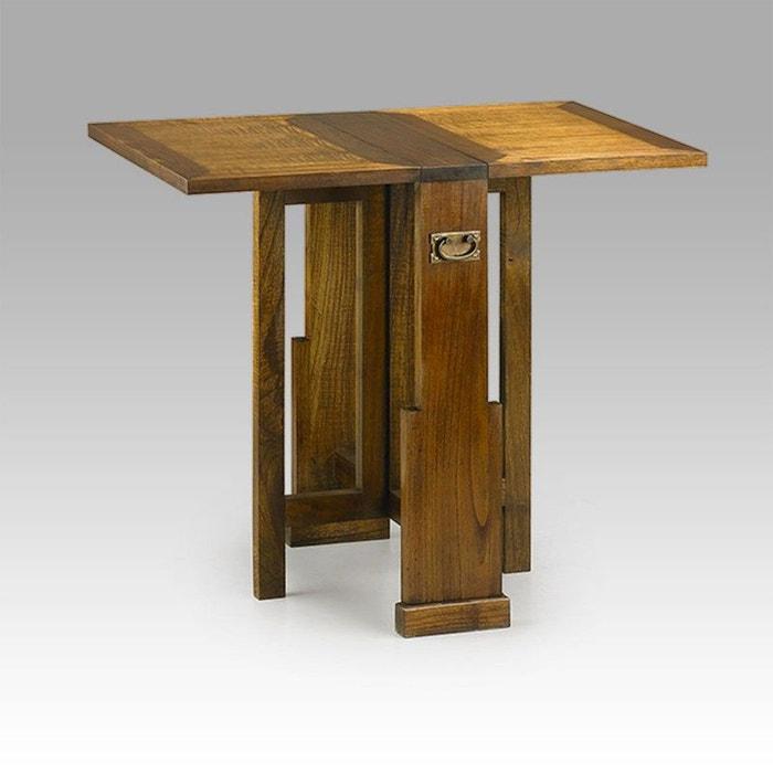 table auxiliaire arya pliante kha home design la redoute. Black Bedroom Furniture Sets. Home Design Ideas