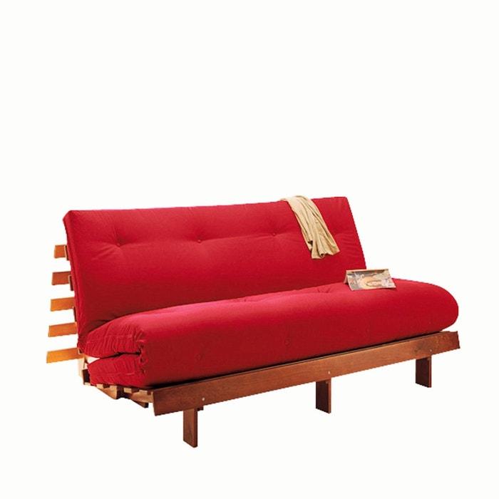 Image Matelas futon coton pour banquette THAÏ La Redoute Interieurs