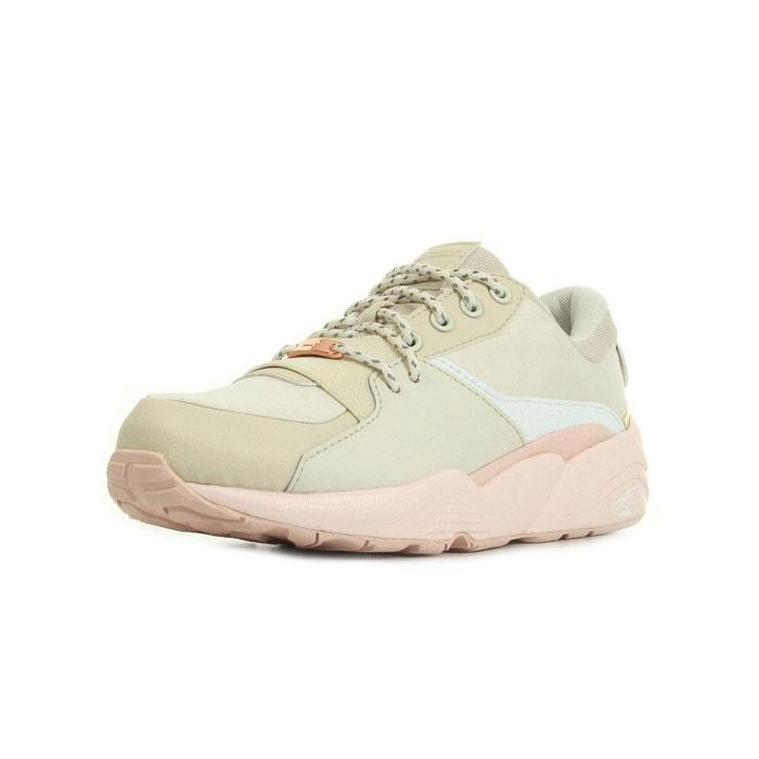 R698 women rioja beige, rose, blanc Puma