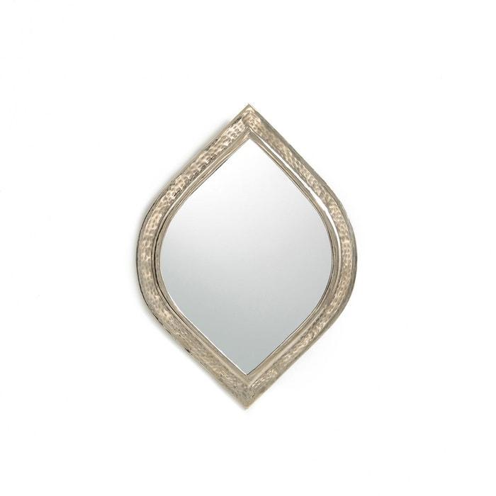 Miroir Marocain En Métal Martelé Afira Chrome La Redoute Interieurs